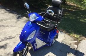 Mobility scooter E-Wheels EW-36