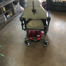 Jazzy Select Elite Electric Wheelchair