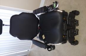 2019 Quantum Edge3 Electric Wheelchair