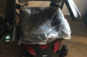 Titan LTE Power Wheelchair