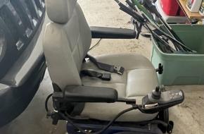 Jet 7 power Wheelchair