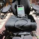 Permobil C350 Corpus power chair