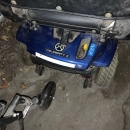 Used Pride Mobility Celebrity X Heavy Duty Scooter Complete Barely Used