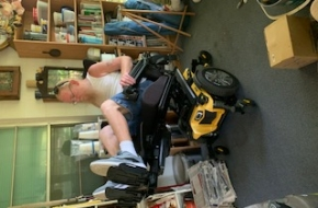 NEW Quantum Edge Q6 2.0 Power Chair