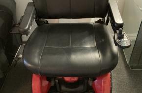 Pride Jazzy Elite Wheelchair