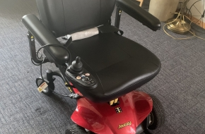 2020 Jazzy Elite ES Mobility Chair