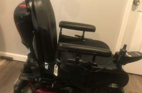 J6 Power Wheel chair with lift