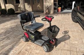 Buzzaround EX 4 Wheel Scooter
