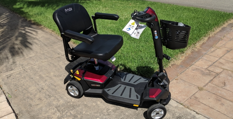 Where Can I Sell My Mobility Scooter?