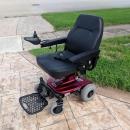 Jimmie Power Wheelchair