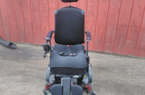 Like New Power Wheelchair by Amy Systems