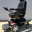 Portable Power Wheelchair Mobility Drive Medical Titan 18″ W/ Van Seat