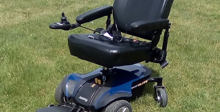 Where Can I Sell My Electric Wheelchair?