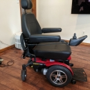 Jazzy Elite HD Bariatric Power Wheelchair – Up to 450 lbs