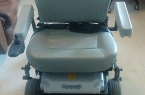 Hoveround Teknique XHD Powerchair