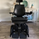 Like New 2018 Permobil F3 Corpus Power Wheelchair with Battery/Charger, Tools, Manuals & Original Receipt