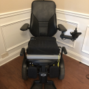 Permobil F3 Corpus Power Wheelchair w/TILT, RECLINE & LEGS