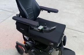 2018 Powered Wheelchair Permobil F3 Corpus RNET Electric