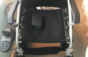 Like New Comfy Go Electric Wheelchair