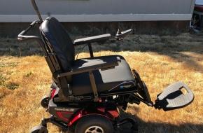 MERITS Electric Wheelchair Model #331