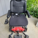 FOR SALE-PRIDE MOBILITY JAZZY 600 ES POWER WHEELCHAIR