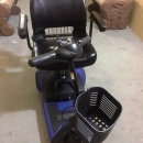 Used Go-Go Ultra X Electric Scooter 3-Wheel w/ Charger New Batteries