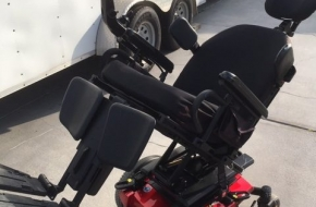 Quantum Q6 Edge Powered Wheelchair (w/TruBalance 3 Power Positioning System)uantum Q6 Edge Powered Wheelchair (w/TruBalance 3 Power Positioning System)uantum Q6 Edge Powered Wheelchair (w/TruBalance 3 Power Positioning System)t
