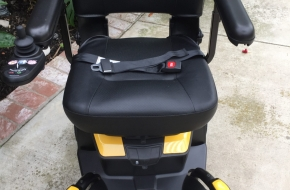Pride Electric Scooter Go Chair Mobility Wheelchair