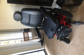 Quickie Pulse 6SC Power Wheelchair