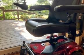 PowerChair / Electric Wheelchair -Like New – $950