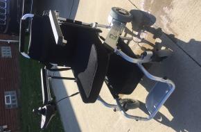 EZ Lite Cruiser Portable Power Wheelchair/Scooter