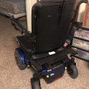 Perfect condition motor wheelchair