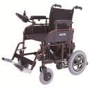 Merits MP-1 Folding Power Wheelchair