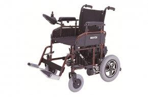 Merits MP-1 Folding Power Wheelchair