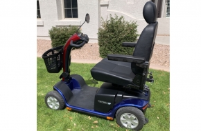 Mobility Scooter | Pride Victory 10 4-Wheel