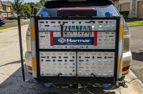 Harmar AL300HD Heavy Duty Fusion Lift