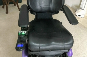 Permobil C300 Power Wheelchair