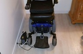 Mobility  Chair with Raise Seat Feature and Lift System