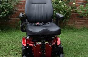 Sunrise Quickie Pulse 5 Power Wheelchair