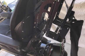 M3 Corpus Power Wheelchair- Like new