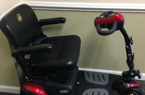 Golden Buzz Around EX 3-Wheel Scooter