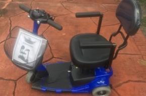 Falcon Three Wheel Power Scooter