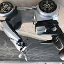 EZ Wheels Mobility Scooter