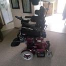 Permobil C400 electric wheelchair