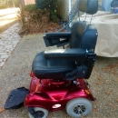 FOR SALE-In Tyler, used Electric Wheel Chair
