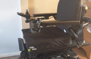 New Quantum Q6 Edge Power Wheelchair