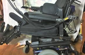 New Rehab Chair…. Quantum Q6 Edge 2.0 with ELEVATION/TILT/RECLINE