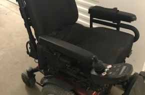 Quantum Q6 Edge Series Power Chair