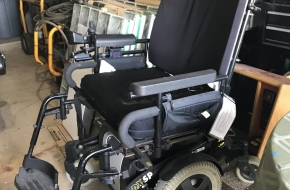 Electric Wheelchair Model TDX SP