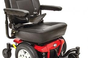 Jazzy 600ES Electric Wheelchair